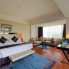 Отель Himalaya Непал, Лалитпур - отзывы, цены и фото номеров - забронировать отель Himalaya онлайн комната для гостей фото 2