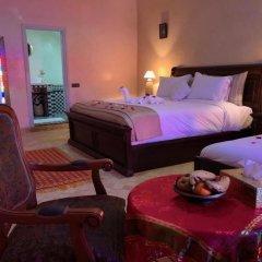 Отель Riad Koutoubia Royal Marrakech Марокко, Марракеш - отзывы, цены и фото номеров - забронировать отель Riad Koutoubia Royal Marrakech онлайн комната для гостей фото 5