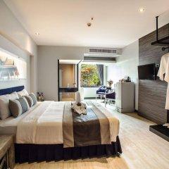 Nouvo City Hotel комната для гостей