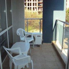 Апартаменты Sun City Apartments балкон