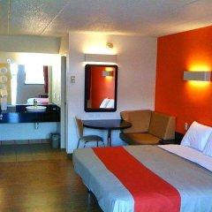 Отель Motel 6 Columbus - Worthington США, Колумбус - отзывы, цены и фото номеров - забронировать отель Motel 6 Columbus - Worthington онлайн удобства в номере фото 2