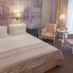 Гостиница Реноме комната для гостей фото 4