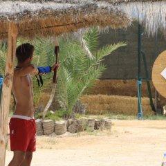 Отель Seabel Rym Beach Djerba Тунис, Мидун - отзывы, цены и фото номеров - забронировать отель Seabel Rym Beach Djerba онлайн спортивное сооружение