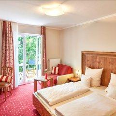 Отель Langwieder See Германия, Мюнхен - отзывы, цены и фото номеров - забронировать отель Langwieder See онлайн комната для гостей