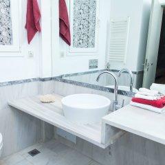 Отель Jupiter Boutique Apartment Греция, Афины - отзывы, цены и фото номеров - забронировать отель Jupiter Boutique Apartment онлайн ванная