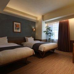 Hotel Great Morning Фукуока комната для гостей фото 3