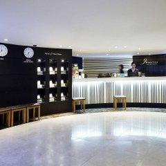 Отель Nine Tree Hotel Myeong-dong Южная Корея, Сеул - отзывы, цены и фото номеров - забронировать отель Nine Tree Hotel Myeong-dong онлайн интерьер отеля фото 2