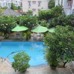 Hung Vuong Hotel бассейн фото 2