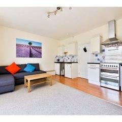 Отель Quiet Flat for 4 With Sea View in Central Brighton комната для гостей фото 2