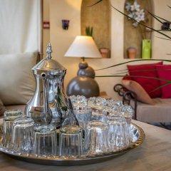 Отель Villa Royale Montsouris Париж в номере фото 2