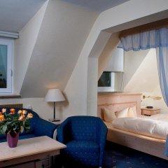 Отель Burghotel Stammhaus комната для гостей фото 5