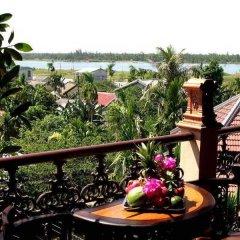 Отель Acacia Heritage Hotel Вьетнам, Хойан - отзывы, цены и фото номеров - забронировать отель Acacia Heritage Hotel онлайн балкон