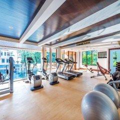 Отель Movenpick Resort Bangtao Beach Пхукет фитнесс-зал фото 2