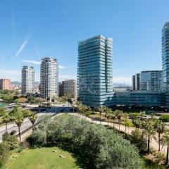 Отель Rent Top Apartments Beach-Diagonal Mar Испания, Барселона - отзывы, цены и фото номеров - забронировать отель Rent Top Apartments Beach-Diagonal Mar онлайн фото 2