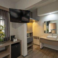 Hotel Malibu удобства в номере фото 2