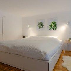 Апартаменты Coriander Apartment Будапешт комната для гостей фото 2