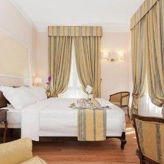 Отель Ambasciatori Palace Рим комната для гостей фото 2