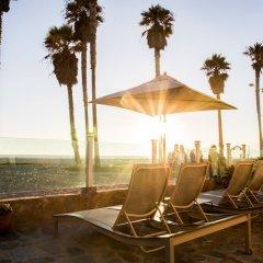 Отель Venice on the Beach Hotel США, Лос-Анджелес - отзывы, цены и фото номеров - забронировать отель Venice on the Beach Hotel онлайн пляж фото 2