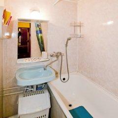Гостиница Domumetro na Prazhskoy в Москве отзывы, цены и фото номеров - забронировать гостиницу Domumetro na Prazhskoy онлайн Москва ванная