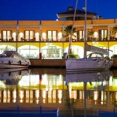 Отель Marina Place Resort Генуя вид на фасад