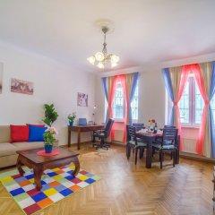 Отель Little Home - Colosseum Польша, Варшава - отзывы, цены и фото номеров - забронировать отель Little Home - Colosseum онлайн комната для гостей
