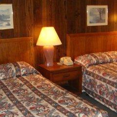 Отель Shiva's Travelers Lodge США, Ниагара-Фолс - отзывы, цены и фото номеров - забронировать отель Shiva's Travelers Lodge онлайн комната для гостей фото 5