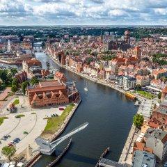 Отель Bonum Польша, Гданьск - 4 отзыва об отеле, цены и фото номеров - забронировать отель Bonum онлайн городской автобус