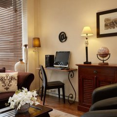 Отель Antin St Georges Франция, Париж - 12 отзывов об отеле, цены и фото номеров - забронировать отель Antin St Georges онлайн комната для гостей фото 3