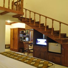 Bukit Daun Hotel and Resort интерьер отеля фото 3