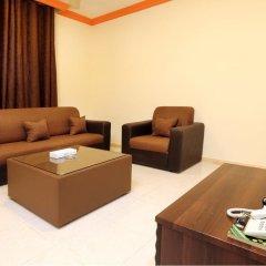 Отель Hamilton Hotel Apartments ОАЭ, Аджман - отзывы, цены и фото номеров - забронировать отель Hamilton Hotel Apartments онлайн комната для гостей фото 5