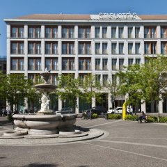 Отель The Rosa Grand Milano - Starhotels Collezione фото 7