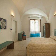 Отель Re del Sale Лечче комната для гостей фото 2
