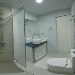 Отель EM Beach Maldives ванная