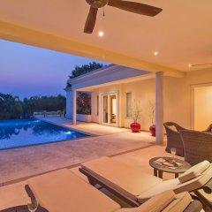 Отель Pattaya Sunset Villa 4 Bedroom Sleeps 8 бассейн