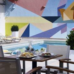 Отель Amarilia Hotel Греция, Афины - 1 отзыв об отеле, цены и фото номеров - забронировать отель Amarilia Hotel онлайн питание фото 3