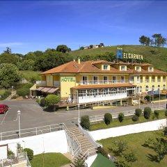 Hotel y Casona El Carmen парковка