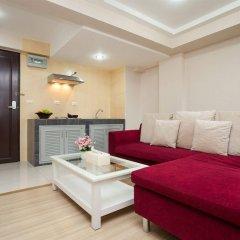 Апартаменты Alisha Serviced Apartment комната для гостей фото 3
