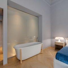 Апартаменты Santa Croce Deluxe 2 Bedroom Apartment Флоренция комната для гостей фото 3
