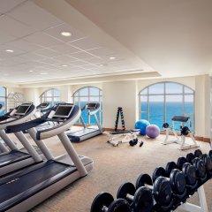 Отель JW Marriott Cancun Resort & Spa Мексика, Канкун - 8 отзывов об отеле, цены и фото номеров - забронировать отель JW Marriott Cancun Resort & Spa онлайн фитнесс-зал фото 3