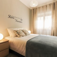 Отель Cosy Estrela By Homing Лиссабон комната для гостей
