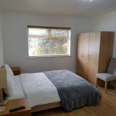 Апартаменты Heathrow LHR Apartments комната для гостей фото 3