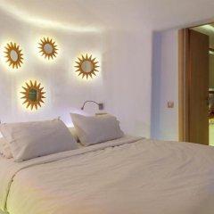 Отель La Perla Villas - Adults Only Греция, Остров Санторини - отзывы, цены и фото номеров - забронировать отель La Perla Villas - Adults Only онлайн комната для гостей фото 2