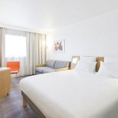 Отель Novotel Montparnasse 4* Стандартный номер