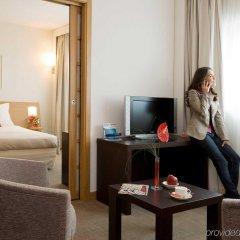 Отель Novotel Bologna Fiera Италия, Болонья - отзывы, цены и фото номеров - забронировать отель Novotel Bologna Fiera онлайн комната для гостей фото 5