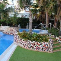 Отель Apartamentos Mediterráneo Real детские мероприятия