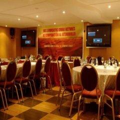 Отель Oum Palace Hotel & Spa Марокко, Касабланка - отзывы, цены и фото номеров - забронировать отель Oum Palace Hotel & Spa онлайн питание фото 2