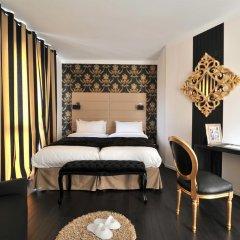 Отель Hôtel La Villa Cannes Croisette Франция, Канны - отзывы, цены и фото номеров - забронировать отель Hôtel La Villa Cannes Croisette онлайн комната для гостей фото 3
