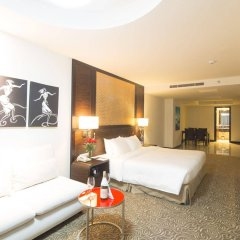 Отель Premier Havana Nha Trang Hotel Вьетнам, Нячанг - 3 отзыва об отеле, цены и фото номеров - забронировать отель Premier Havana Nha Trang Hotel онлайн комната для гостей фото 2