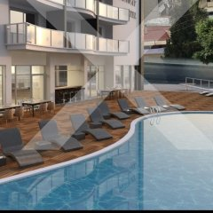 Sunway Hotel бассейн