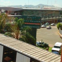 Отель Casa Grande Aeropuerto Hotel & Centro de Negocios Мексика, Гвадалахара - отзывы, цены и фото номеров - забронировать отель Casa Grande Aeropuerto Hotel & Centro de Negocios онлайн балкон